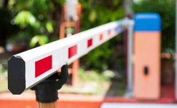LUCHS-Zugangskontrolle-Schranke
