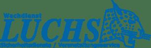 Wachdienst LUCHS GmbH – Veranstaltungsservice | Objektschutz Logo