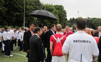 Security Gay Games