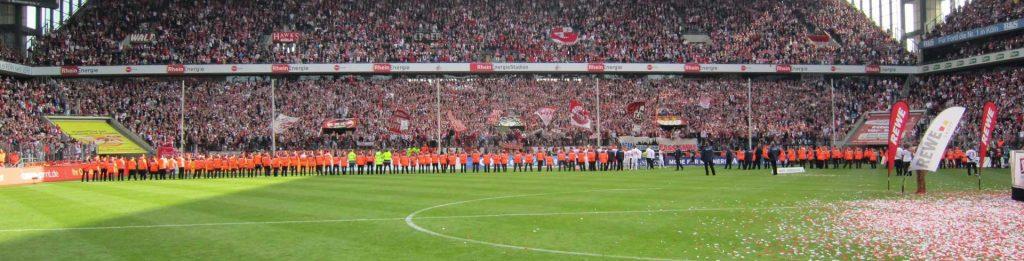 Veranstaltungsschutz Rhein Energie Stadion